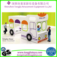 play school toys tiny car houses for sale indoor role play equipment wooden bus playground kids cubby house