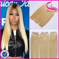 12,14,16inch Human hair for sale weaving 100% virgin hair 6a grade silky straight 613 color weave human hair