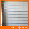 Vertical Grain UV Laminated Aluminum Insert Furniture MDF Board