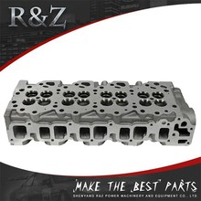 High Performance Low Price Auto Engine 4JX1 cylinder head 8-97245-184-1