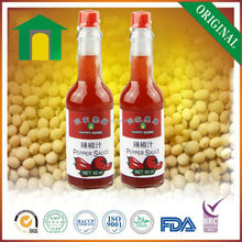 Hot Sale Super Spicy 60ml Hot Chilli Pepper Tabasco Sauce USA Style