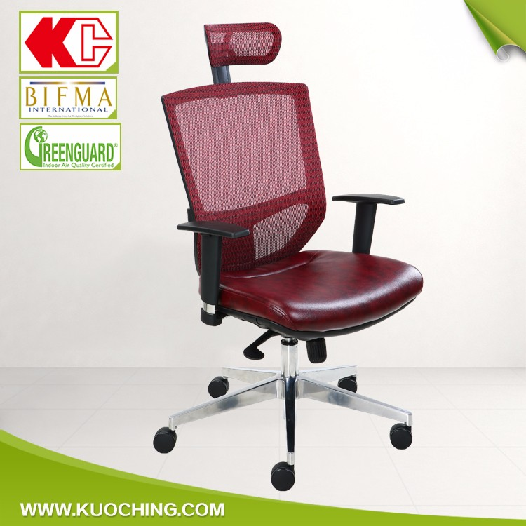 Nice Design Fresh Color PP Armrest Second Hand Office Chairs Uk