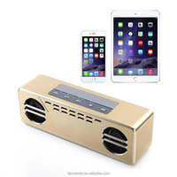 Bluetooth v4.0+EDR speaker with EQ optional for super bass, Jazz high quality sound