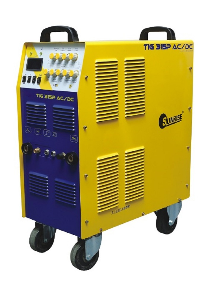 professional electric three phase welding machine TIG-315P AC/DC popular in Europe and Asia