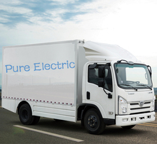 China manufacturers company electric truck