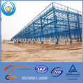 modular warehouse, prefabricated steel structure building for Supermarket