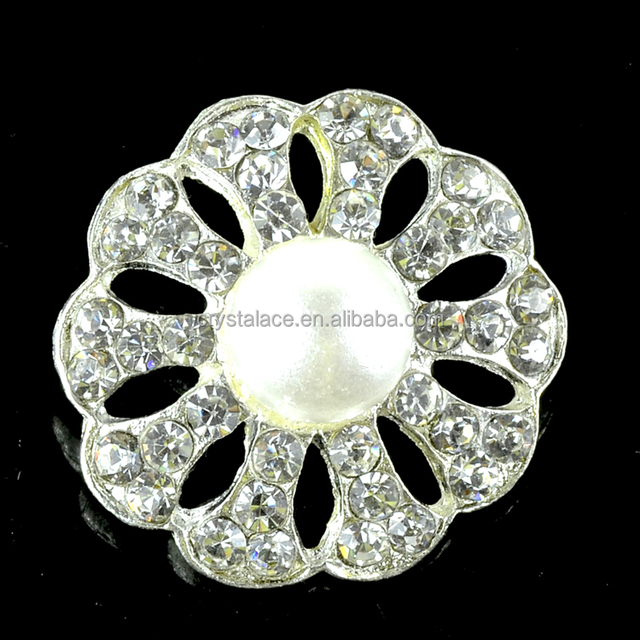 New fashion 2.4x2cm Crystal Strass Rhinestone Jewel Brooch pin, Pearl Strass Brooch pins, wedding brooch pins with Rhinestone