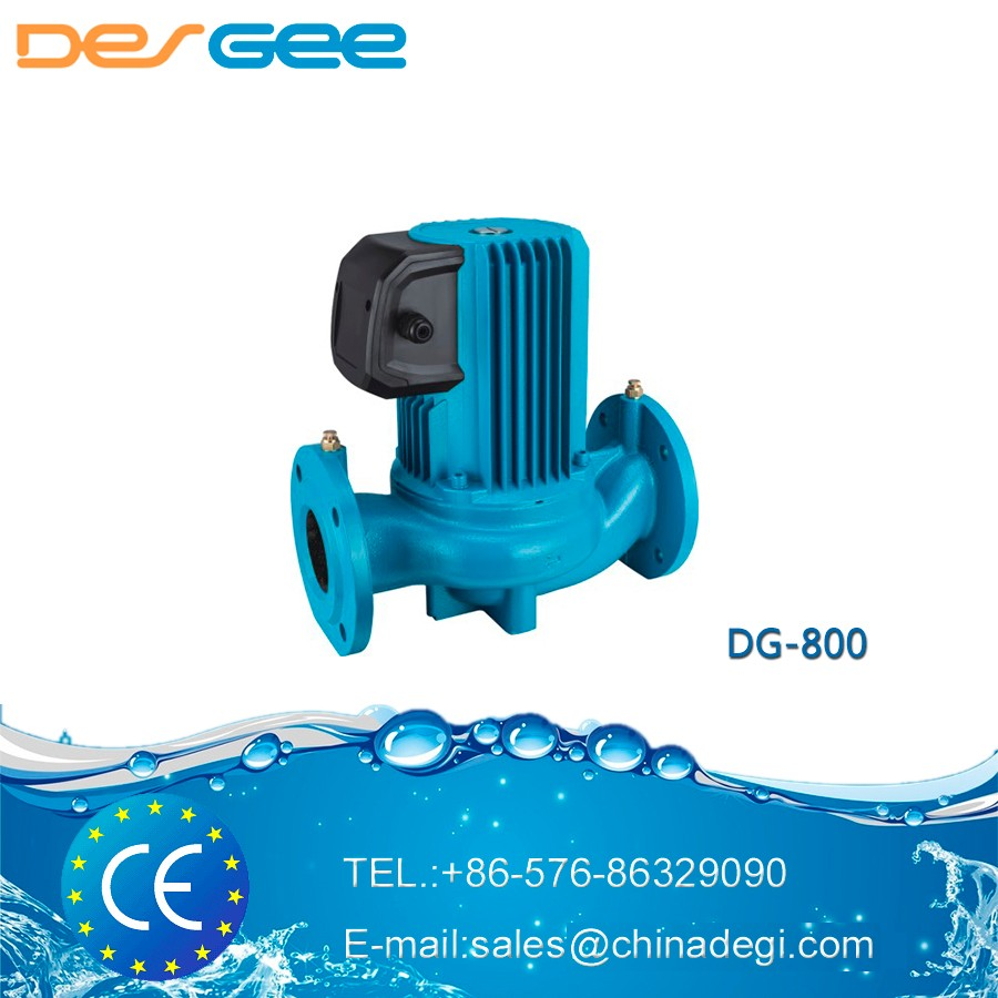 DEGEE DG-800 hot/cold water circulation shield electric centrifugal water pump