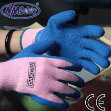NMSAFETY winter thick rubber gloves