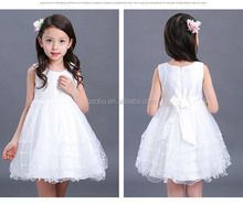 Kids Baby Floral Occasion Party Princess Prom Pageant Wedding Flower Girl Dress