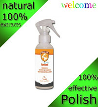 Natural Leather shiner, cleaner and softener spray 250ml
