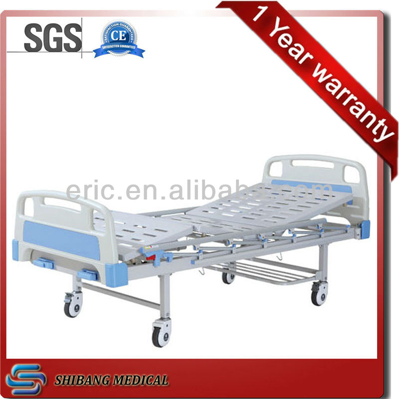 SJ-MM101A Great quality 2-crank manual leggett and platt adjustable bed