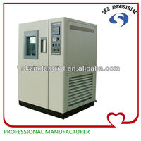 -70C - +150C air-cooled auto defrosting Programmable computer benchtop thermal temperature and humidity chamber