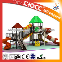 kids play outdoor sets forest theme amusement park naughty castle