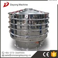 high sieving efficiency ultrasonic vibrating screen machine for alloyed powder