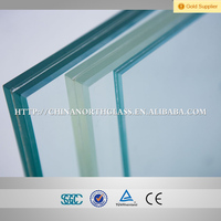 High Quality 3mm 19mm Bent Toughened