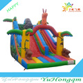 Yuhong New Hot Professional supplier Inflatable slide for kids