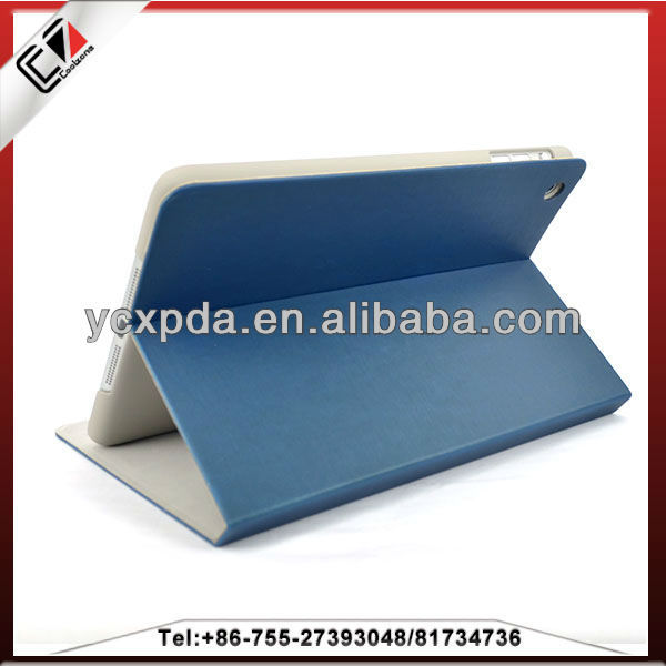 leather case cover for i pad mini