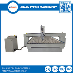 Heavy duty body 3d woodworking cnc router kit