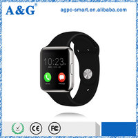 Smartwatch phone 2015 for waterproof/ Pedometer / heart rate monitor
