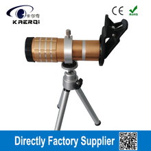 Factory supply 12X telephoto zoom lens for mobile phone