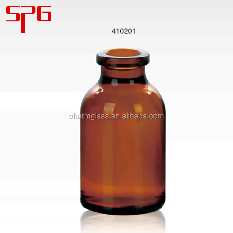 2016 New Style 20ml glass bottles for syrup , syrup bottle , pharmaceutical glass bottle