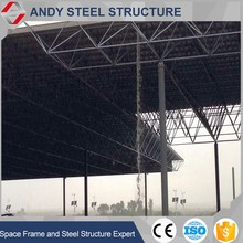 China supplier prefabricated light steel structure warehouse costing/structural steel frame warehouse