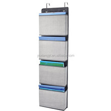 Creative Multi Pockets Over The Door/Wall/Closet Hanging Storage Organizer