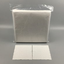 Industrial 140gsm ISO Class 3 Dry Cleanroom Wipe ESD Cleaning Cloth For PCB