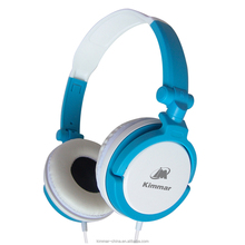 Cute And Cheap Colorful Headphone Factory Sport Wired Two-way Headset Communication