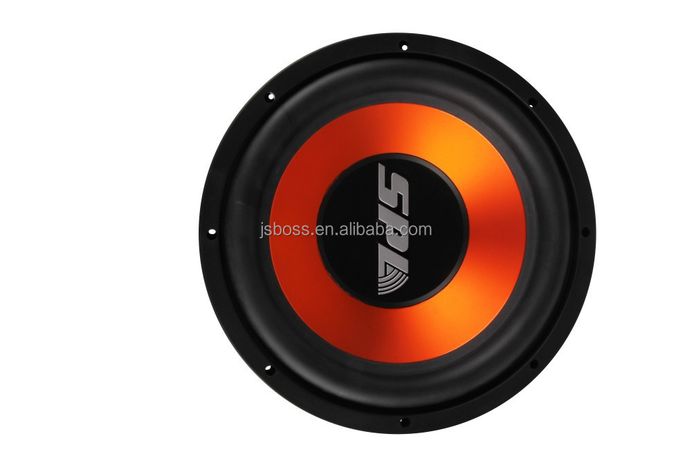 "spl 10""/12""creative professional car audio horn speakers subwoofer zhejiang jiaxing jiashan"