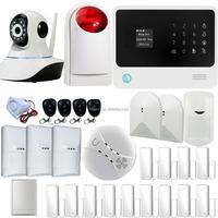 wifi gsm alarm G90B Wireless pir detector wireless 433MHz pir motion sensor For Home Security GSM Alarm System