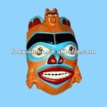 Novelty Ugly Face Shaped Resin Shaman Mask