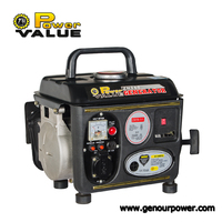 ET950 generator air cooled portable gasoline generator 650W From Supplier