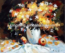 High Quality Flowers large canvas oil painting