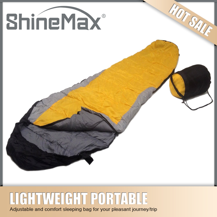 900g China Wholesale down banana sleeping bag for <strong>travelling</strong>