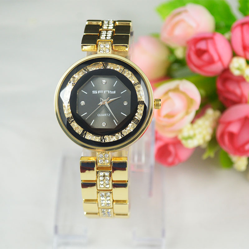 Modern lady watch waterproof wrist watch women for hot sell