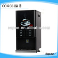 2013 Sapoe Deluxe 8 selections mixing coffee machine with CE approval