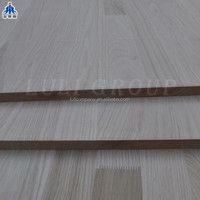 High quality of Red oak finger joint board
