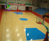 Alibaba China Basketball Court maple vinyl wooden floor