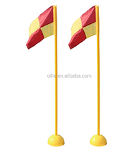 customized coner flags for soccer/football training