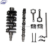 engine parts repair kit with camshaft intake exhaust valves for CHANA SUKUKI