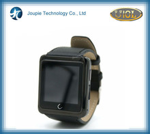 Joupie-U10L cheap watch phone with stopwatch and music sync for htc / lg