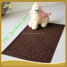 The most popular heated embossed door mat