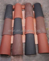 China cheap Ceramic/pottery/vitrified/clay Roofing Tile price