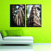 wall stickers High qaulity PVC film/ Digital printing posters