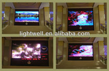 Die-casting cabinet 640*640mm 576*576mm,many size good design p4,p6,p5,p8,p7.62,p10 indoor SMD full color led display screen