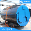 Hot water boilers natural gas for sugar cane mill
