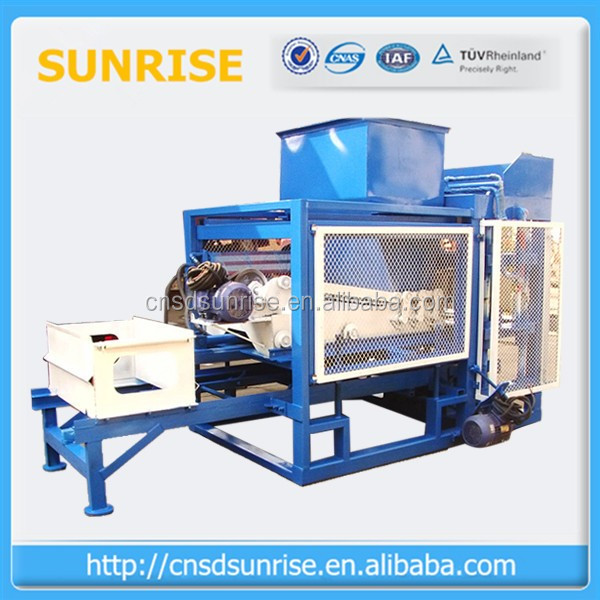 hot sale hydraulic cement concrete block brick machine with paver&amp price list