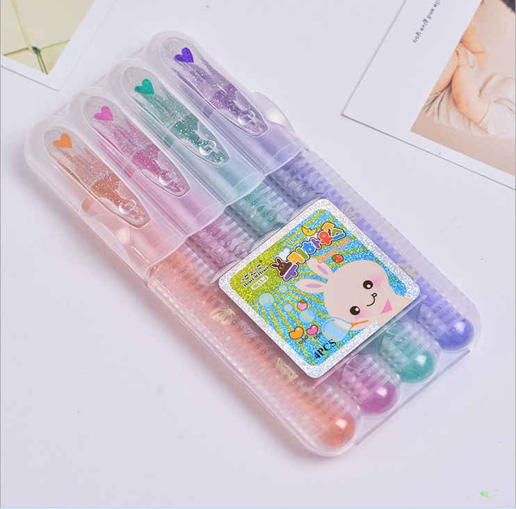 New novel creative temporary tattoo gel pen fantistic gift for kids